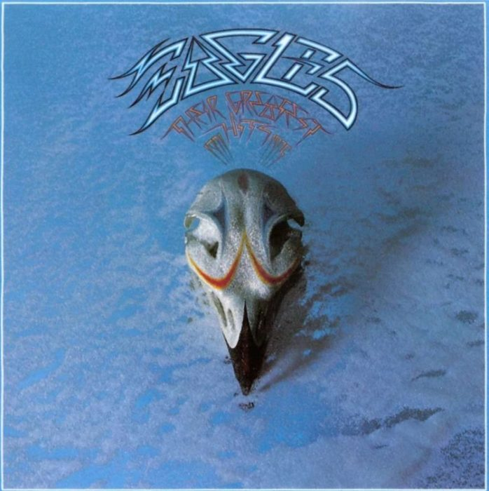 Portada del disco Their Greatest de Eagles