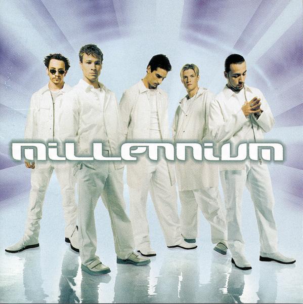 Portada del disco Millennium de Backstreet Boys