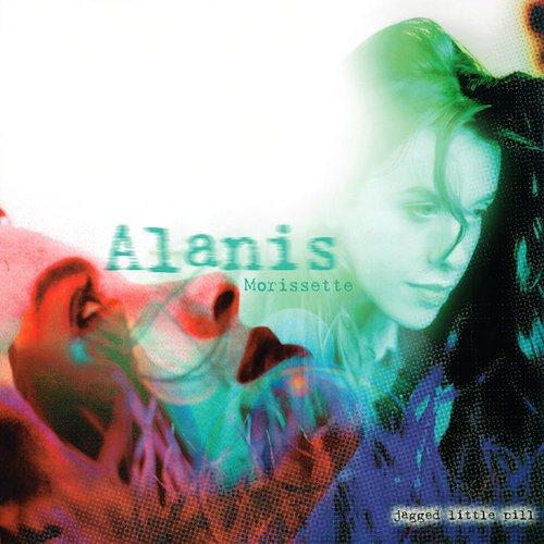 Portada del disco Jagged Little Pill de Alanis Morissette
