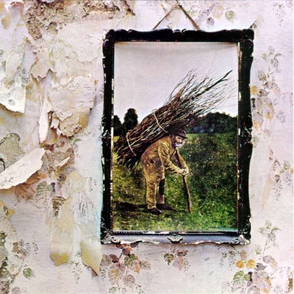 Portada del disco Led Zeppelin IV de Led Zeppelin