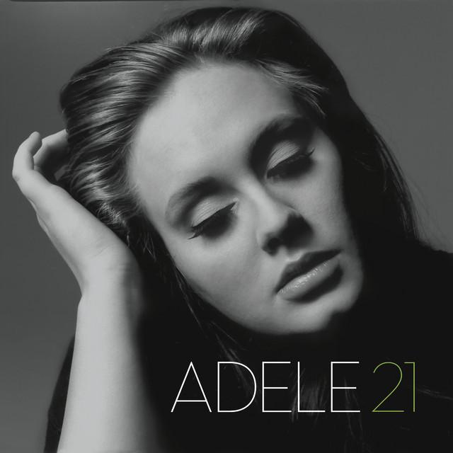 Portada del disco Adele 21 de Adele