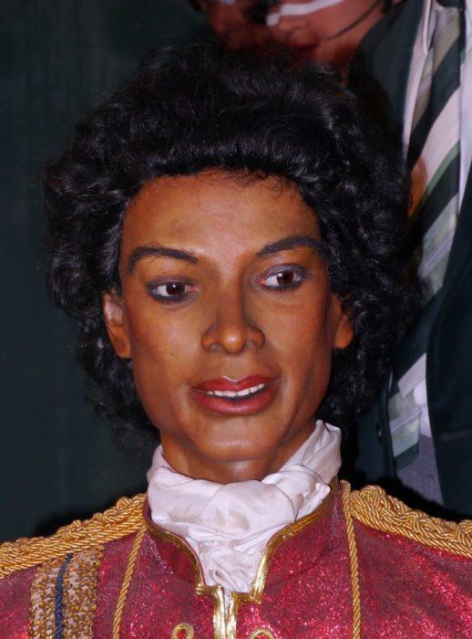 Michael Jackson muñeco de cera