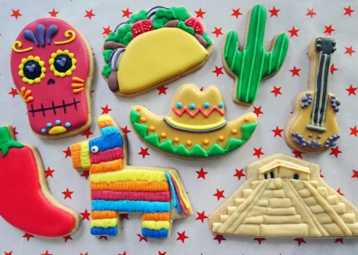 Galletas para festejar el día del niño estilo mexicano