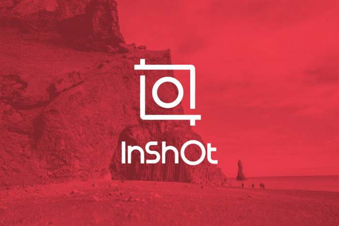 InShot application for editing stories on Instagram