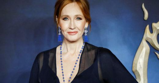 J.K. Rowling informó tener los síntomas de Covid-19 y estar recuperándose