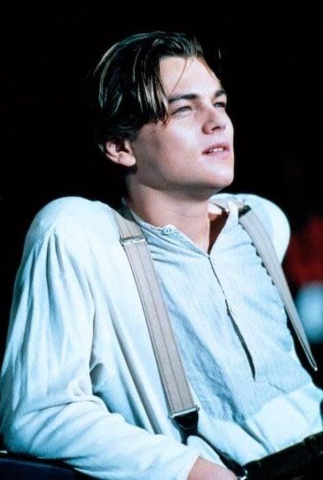 Jack Dawson de la película Titanic