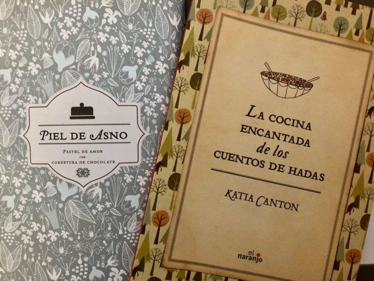 Portada del libro infantil La cocina encantada de los cuentos de hadas