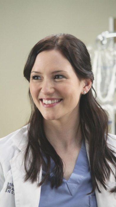 Lexie Grey de la serie Anatomía de Grey