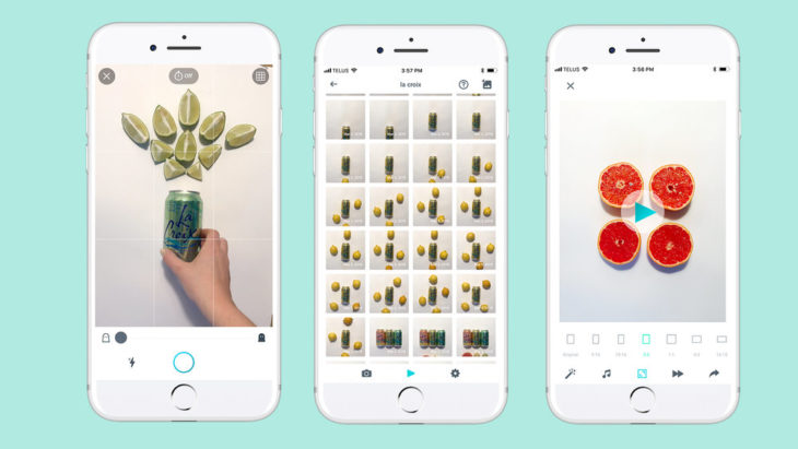Life Laps aplicación para edición de stories en Instagram