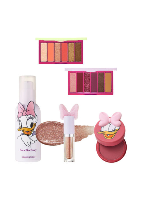 Línea de maquillaje inspirada en daisy duck