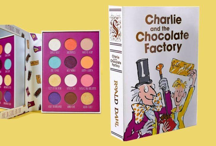 Maquillaje inspirado en charlie y la fabrica de chocolates