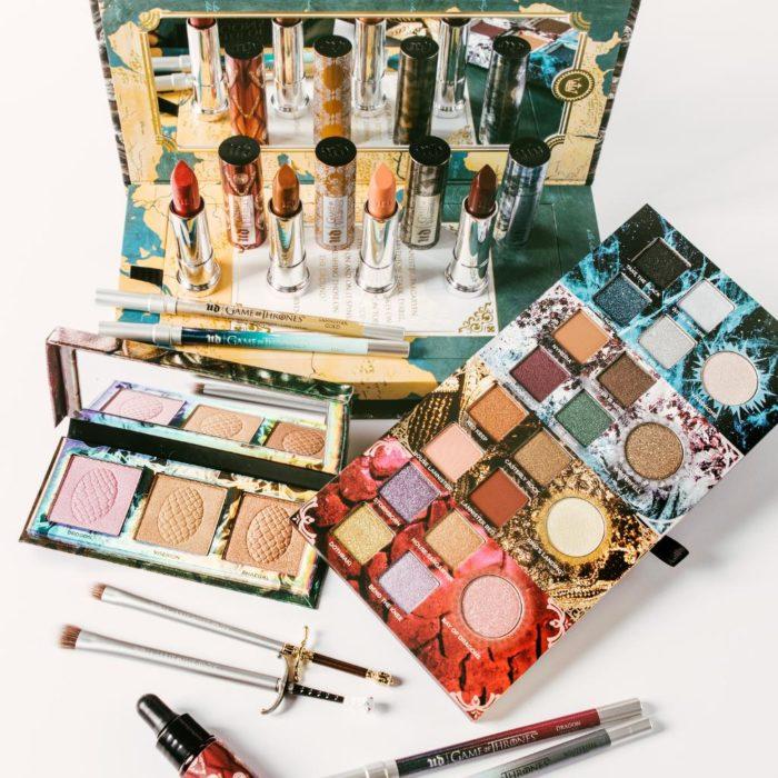 Kit de maquillaje inspirado en Game of thrones