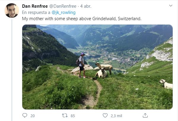 Personas comparten fotos de lugares hermosos alrededor del mundo