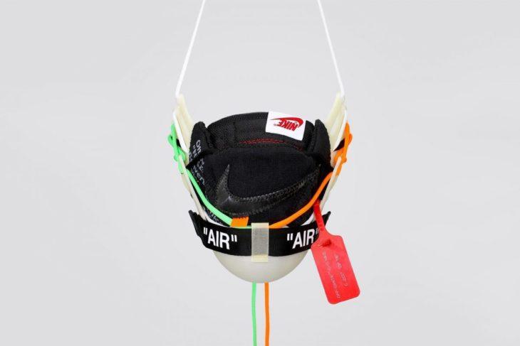 Mascarilla para personal de salud creada por Nike