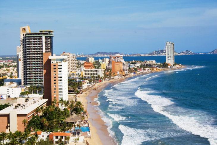 Playa Mazatlán, Sinaloa