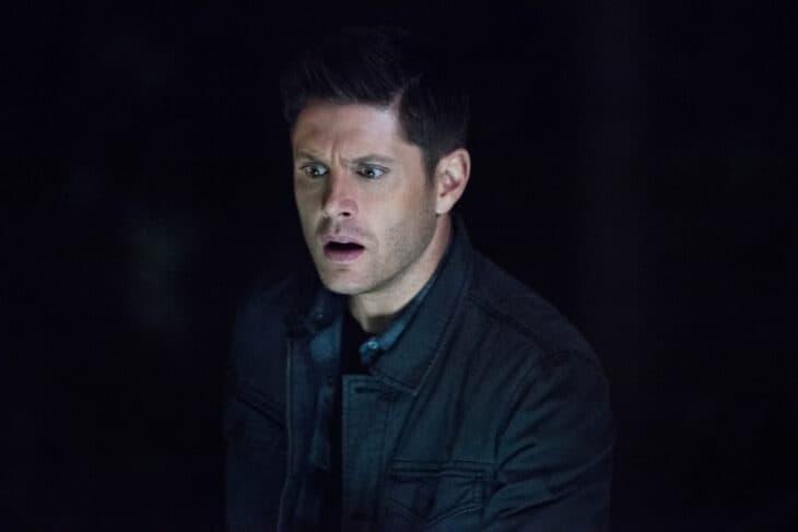 Dean de Supernatural viajando al futuro