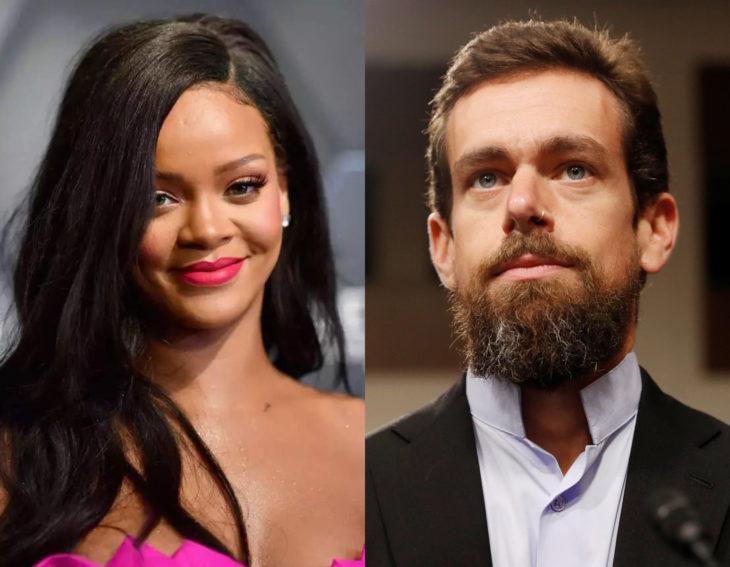 Rihanna y CEO de Twitter Jack Dorsey donan dinero para coronavirus