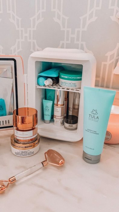 Products for skin care routine