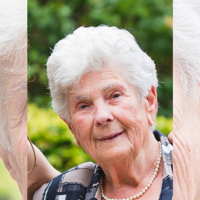 Suzanne Hoylaerts, viejita con Covid-19 cede su respirador a los más jóvenes