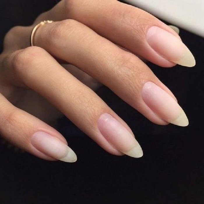 Strong and natural nails