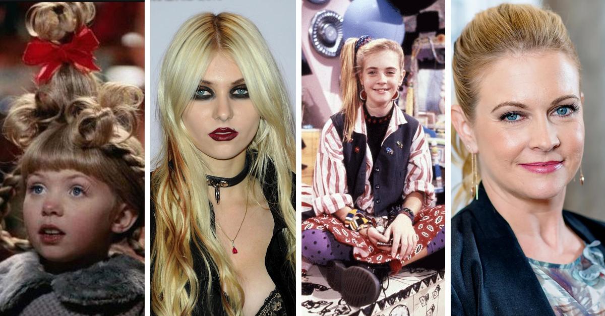18 Famosos antes y después de cambiar radicalmente