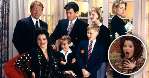 Actores de 'La Niñera' se reúnen 27 años después de su estreno; ¡sí que han cambiado!