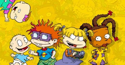 15 Curiosidades de 'Rugrats' que te harán recordarla siempre