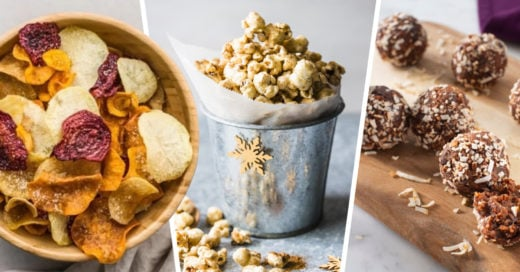 15 Snacks saludables con los que no romperás la dieta