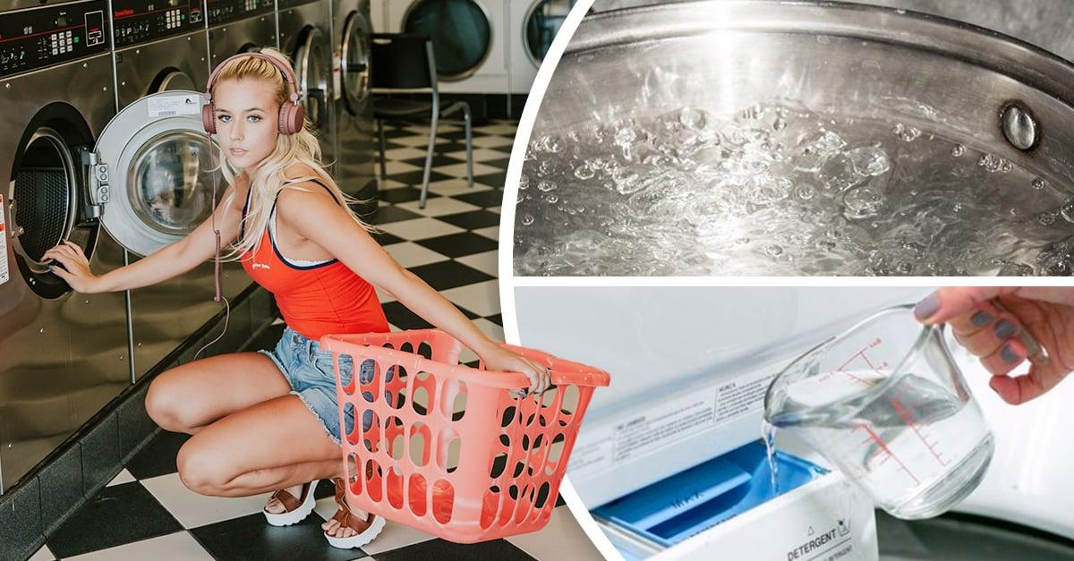 Desinfectar tu ropa de la manera correcta también ayuda a evitar el Covid-19