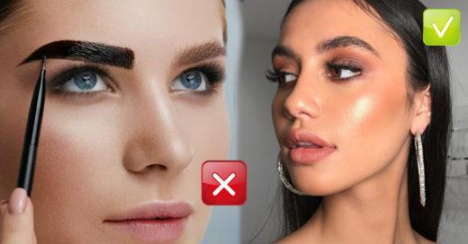 15 Costumbres que haces mal y que perjudican tu cuidado facial