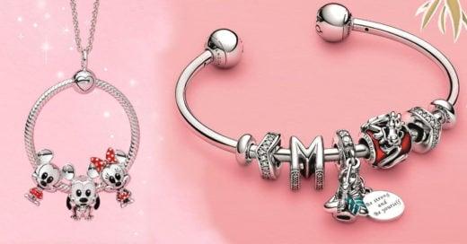 Pandora y Disney nos sorprenden con su nueva colección de charms