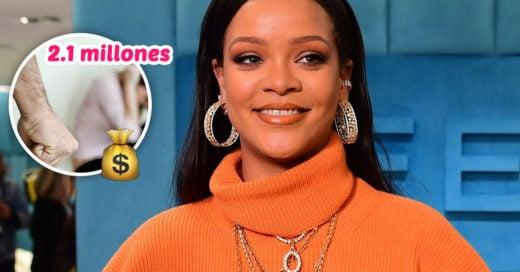 Rihanna dona 2.1 millones de dólares para auxiliar a mujeres durante la cuarentena