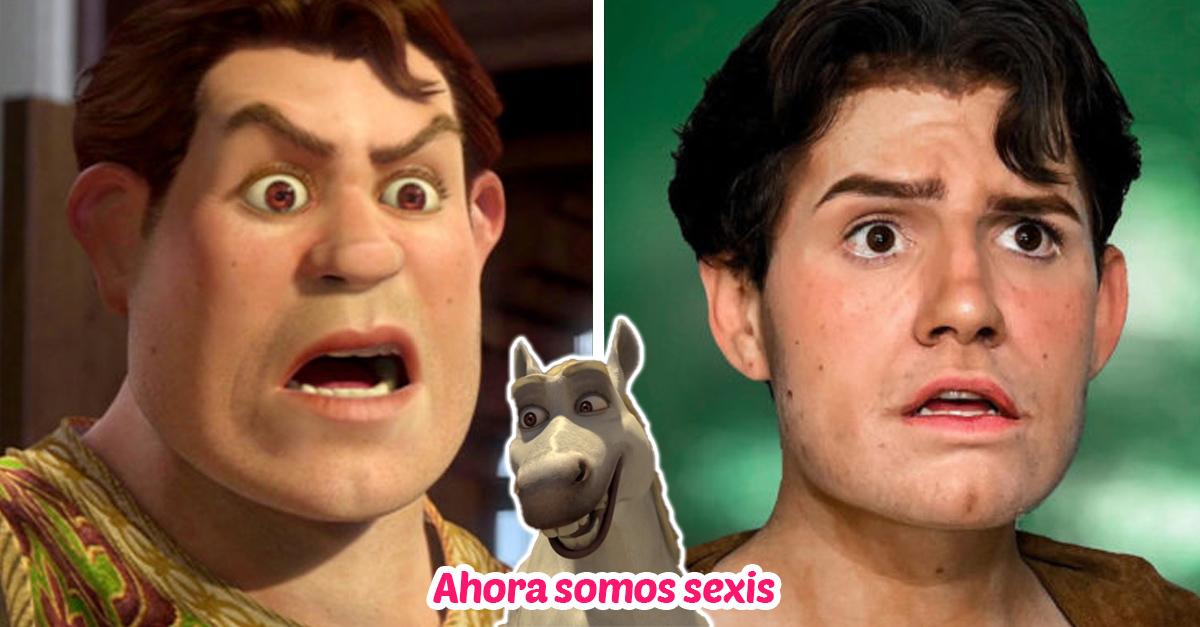 Usiel Guillermo, el chico que se volvió viral por su increíble parecido con Shrek humano