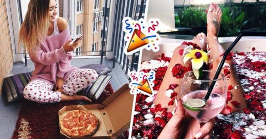 13 Maneras de tener un feliz cumpleaños en plena cuarentena