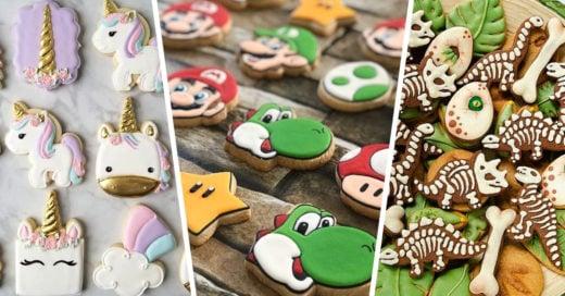 15 Galletas decoradas perfectas para el Día del Niño