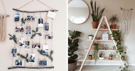 15 Formas de adornar tu habitación de manera creativa y económica