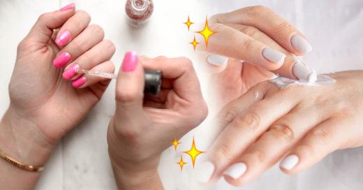 15 Infografías para cuidar tus manos y uñas de manera sencilla