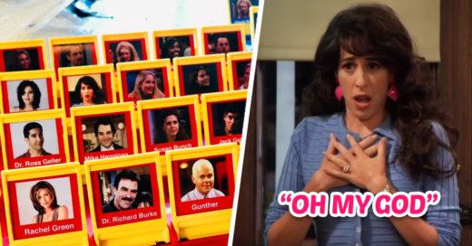 'Friends' tiene un nuevo juego de mesa, se trata de un ¿Adivina quién?