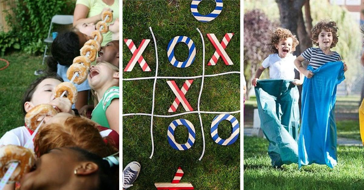 17 Divertidas actividades para celebrar el Día del Niño entre risas