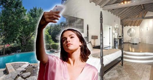 Esta es la increíble mansión que Selena Gomez acaba de comprar
