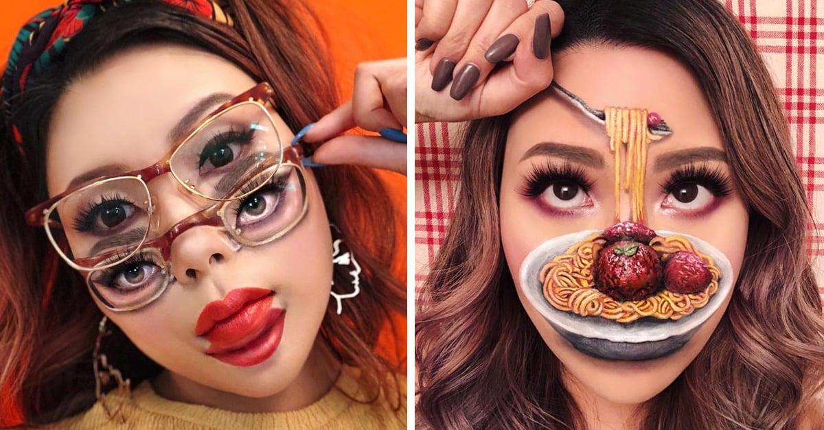 15 Maquillajes artísticos que serán un mind blowing