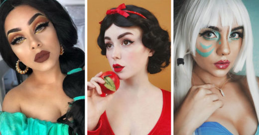 20 Maquillaje para ser la reina del #Princess Challenge'