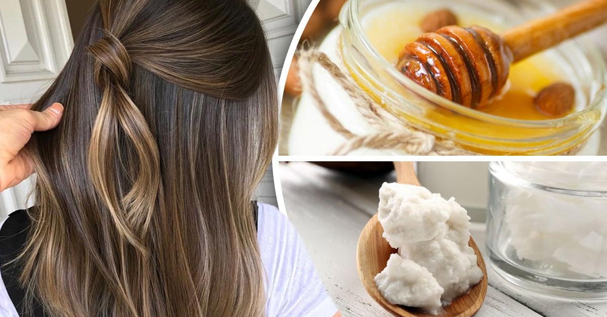 10 Tratamientos caseros para alisar tu cabello en casa