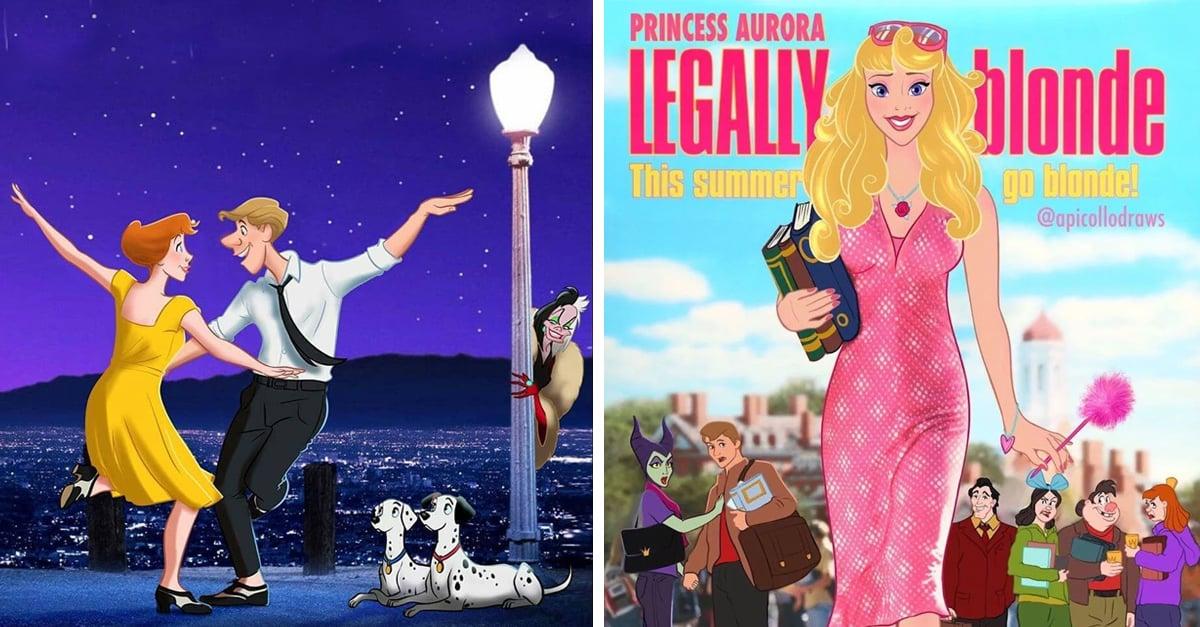 18 Películas 'protagonizadas' por personajes de Disney