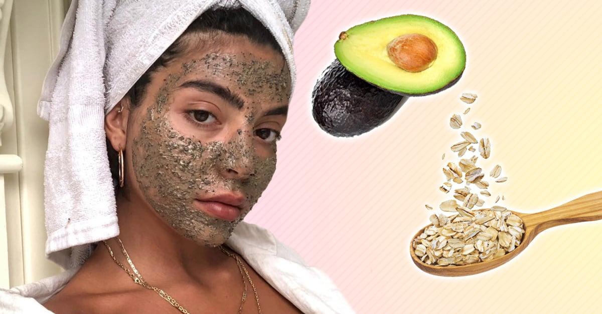 Piel bonita e hidratada con ingredientes naturales que tienes en tu cocina