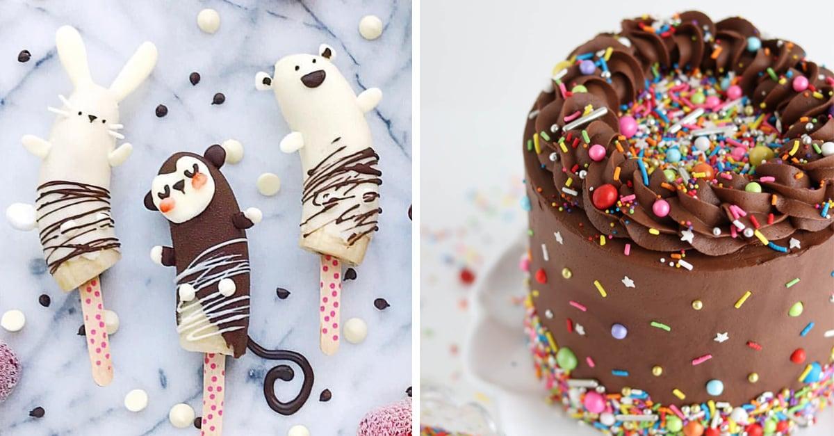 15 Deliciosos postres para celebrar el Día del Niño; ¡olvídate del horno!