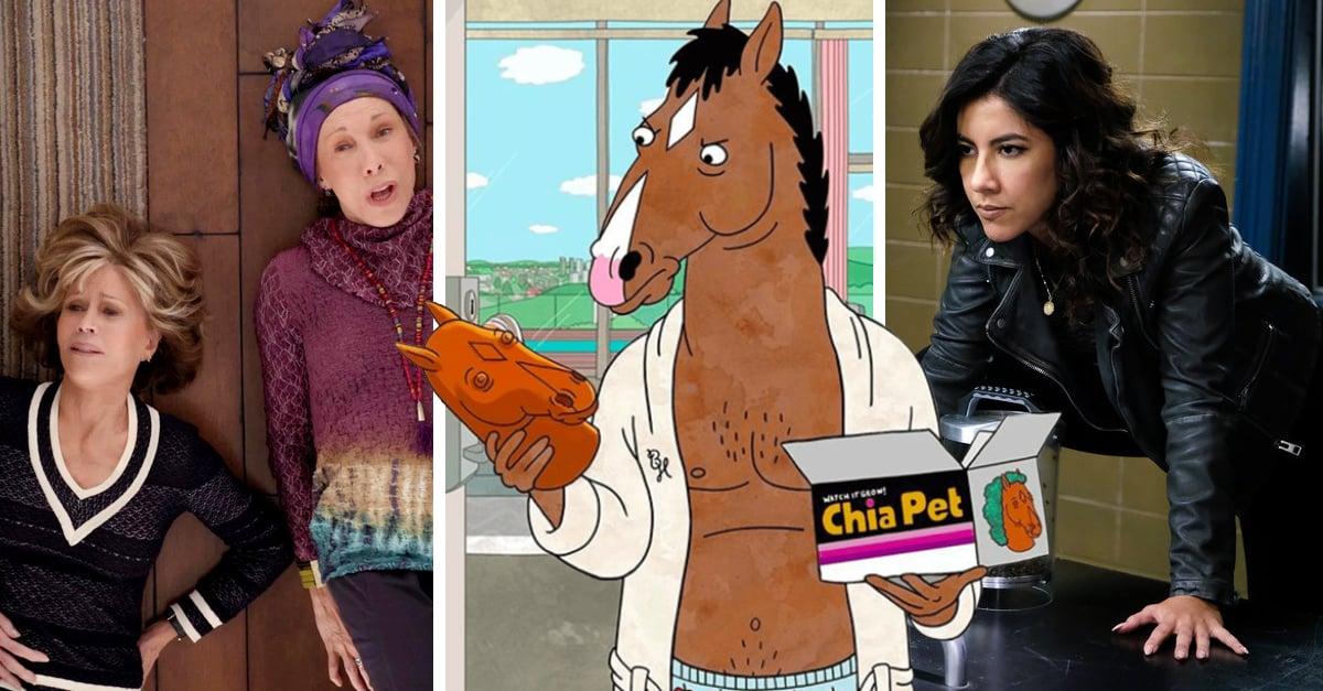 15 Series de comedia que puedes encontrar en Netflix