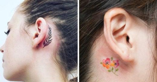 15 Tatuajes sutiles y femeninos que toda mujer desea