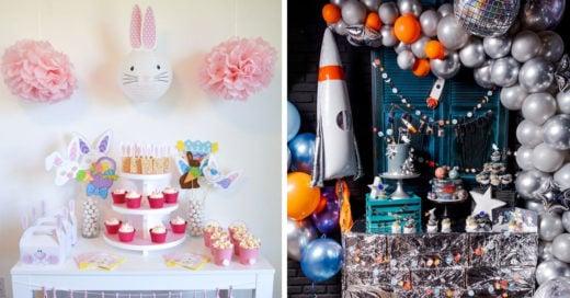 15 Maneras divertidas de decorar este Día del Niño