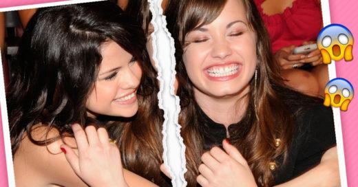 Demi Lovato asegura que su amistad con Selena Gomez terminó
